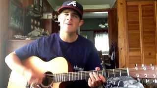 "Dustin Lynch- ""Hurricane"" (cover)"