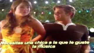Meant to be / Teen Beach Movie / Lyrics en español