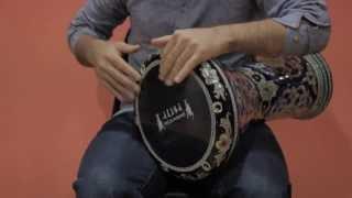 Omar Kattan Intensivos Percusión Árabe en Danzarabic.