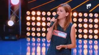 """Numai Delia poate canta """"Doi in unu""""! S-a dovedit si la preselectiile X Factor Romania!"""