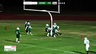 Mashup Music Highlight- Preseason Varsity High School Football Kapaa vs Konawaena