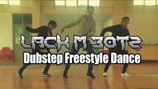 Dubstep Freestyle Dance - Lack M Botz - (Zomboy - Invaders (ID))