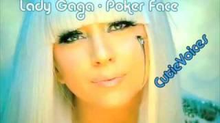 Lady Gaga - Poker Face (cute version)