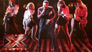 Mason Noise gets Jealous! | Live Week 4 | The X Factor 2015