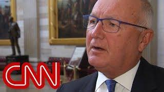 US ambassador's 'fake news' claim backfires