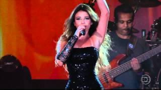 [HD] Paula Fernandes - Man! I Feel Like a Woman _ Festival de Verão de Salvador 2012.