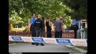 Na ulici na sídlišti v Praze - Stodůlkách byl nalezen mrtvý muž