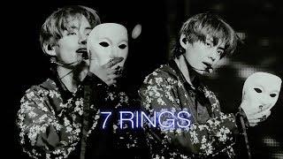 """""""7 RINGS"""" — KIM TAEHYUNG「FMV」"""