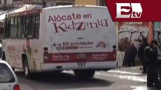 Policía abate a dos presuntos asaltantes en Álvaro Obregón / Desde la redacción