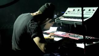 piano intro 'Volcano' Woodkid live Montreal 17 10 2013