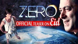 BIG News On Sharukh Khan Starrer ZERO Teaser width=