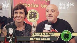Reggae Seeds @ Spannabis 2014 Barcelona