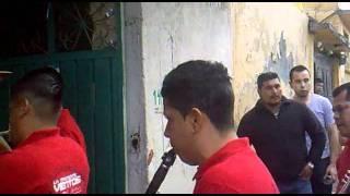 """la IMPONENTE VIENTOS DE JALISCO EN SAN LORENZO ACOPILCO """"ORG JUVENIL 2011"""""""