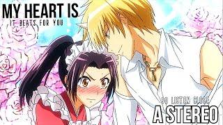 Kaichou wa Maid sama AMV - Stereo Hearts