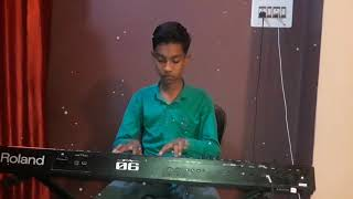 CHOGADA TARA  ON KEYBOARD