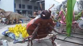 robotic realistic insect