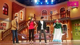 Hasee Toh Phasee stars on the sets of Comdey Nights with Kapil - 3