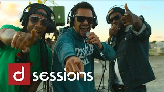 Smif N Wessun feat. Chillu - Gotta say it / dSESSIONS #16 (4K)
