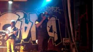 "Loyal Flames ""Mr Death"" live @ Bergamo 27 October 2012"