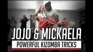 Doucou Pashe / EPIC! Jojo & Mickaela Urban Kiz Dance @ Brussels Kizomba Congress 2017