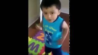 Shaky shaky dancing baby