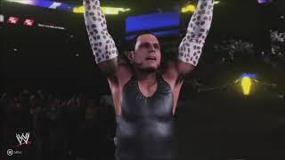 WWE 2K19 Jeff Hardy Glow Entrance w/ No More Words