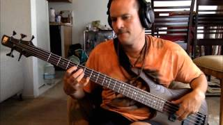 UB40 - Red Red Wine (Bass Cover)