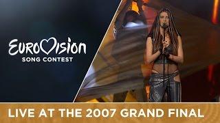 Natalia Barbu - Fight (Moldova) Live 2007 Eurovision Song Contest