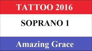 Tattoo Amazing Grace Finale SOPRANO 1