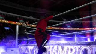 Smackdown vs Raw 2011: Brothers of Destruction Entrance (Ministry + Masked) [Gameplay] [HD]