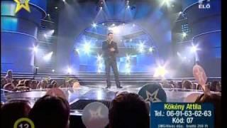 Megasztár 5/11. döntő: Kökény Attila - Ő (She)