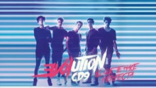 CD9-Lo Que Te Hace Perfecta//evolution(audio)