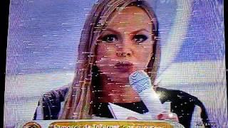 Parabens jones jo. Programa da Eliana 09/08/2015