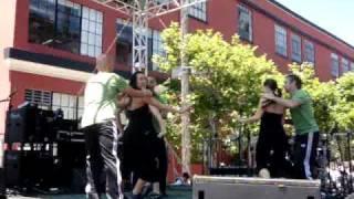 "Salsa Vale Todo - ""Dime Que Me Quieres"" (San Francisco Carnaval 2010)"
