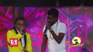Reggae Sumfest 2016 - Beenie Man feat. Jahmiel (Part 3 of 5)