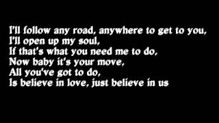 Fall into Me (lyrics)  - Emerson Drive
