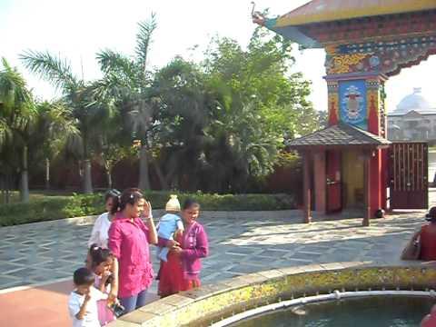 Lumbini Nepal Monestary