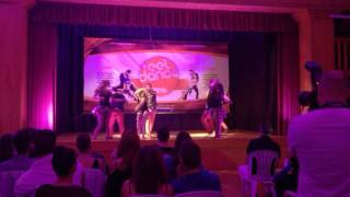 World Hug Dance Project - Fantastic 4 Team - Lisbon