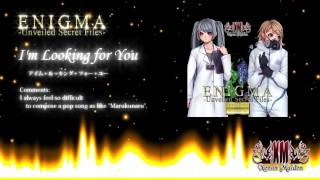 I'm Looking for You [Audio] / Xenon-P feat. Hatsune Miku