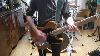 Papa Roach - Help [Guitar Cover]