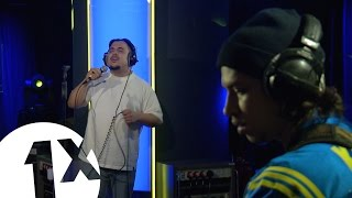 Kiko Bun performs Sometimes in the 1Xtra Live Lounge