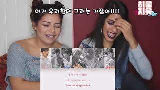 해외 아미들의 귀여운 반응 in pied piper