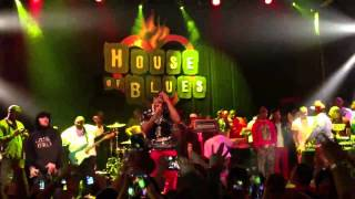 Game - Higher (Live at H.O.B. Hollywood 12/11/12)