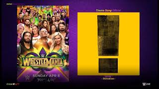 "WWE WrestleMania 34 - ""DEVIL"" - 4th Theme Song Official"