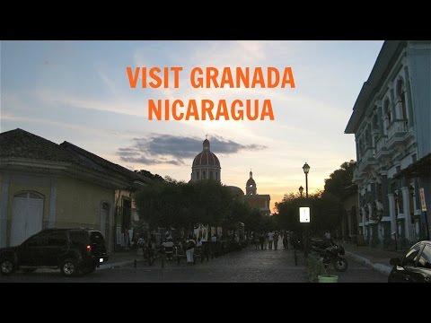 Visit Granada | Nicaragua | Family Travel | Raising Biz Kidz