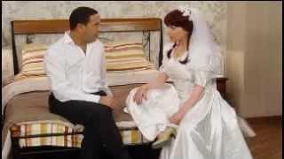 مى عز الدين بفستان الزفاف...فعلا جميلة...شاركونا برأيكم