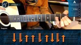 "Cómo tocar ""Stand By Me"" en Guitarra Acustica (HD) Tutorial Acordes - Christianvib"
