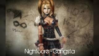 《Nightcore》Kehlani - Gangsta (Suicide Squad)
