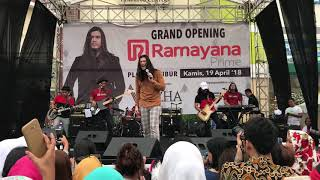 Virzha - Tentang Rindu (Live at Plasa Cibubur)