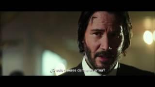 JOHN WICK 2 - UN NUEVO DIA PARA MATAR   Primer tráiler oficial subtitulado con Keanu Reeves